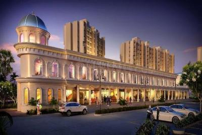 Gallery Cover Image of 980 Sq.ft 2 BHK Apartment for buy in Arihant Arshiya, Chichawali for 3350000
