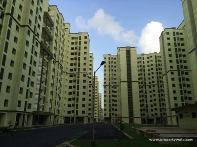 Gallery Cover Image of 650 Sq.ft 1 BHK Apartment for rent in Swapnapurti, Kharghar for 8500