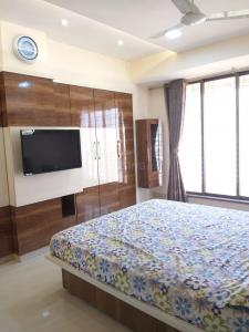 Gallery Cover Image of 1100 Sq.ft 3 BHK Apartment for rent in Orient Regency, Chembur for 65000