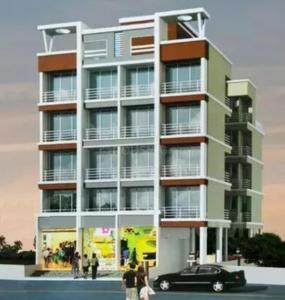 Gallery Cover Image of 630 Sq.ft 1 BHK Apartment for buy in Ulwe for 3600000