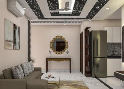 Gallery Cover Image of 1100 Sq.ft 3 BHK Apartment for buy in Chhattarpur for 7500000