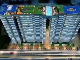Gallery Cover Image of 680 Sq.ft 3 BHK Apartment for buy in Ayodhya Saffron Residency Phase 1, Kurla East for 17300000