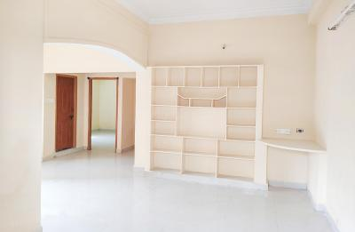 Gallery Cover Image of 1100 Sq.ft 2 BHK Apartment for rent in Hafeezpet for 14800