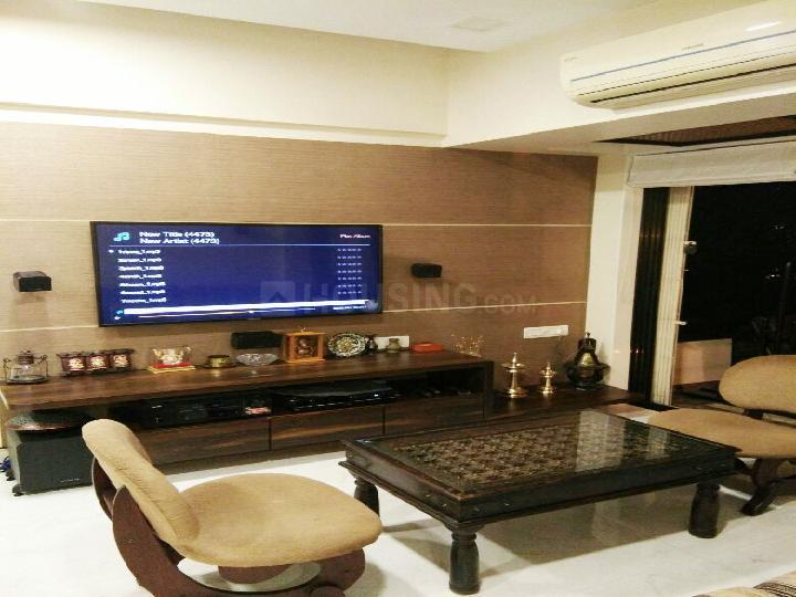Living Room Image of 1550 Sq.ft 3 BHK Independent Floor for buy in Chembur for 32000000