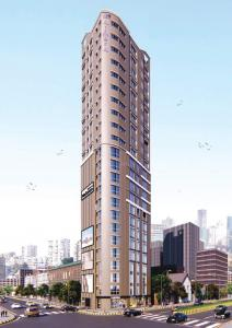 Gallery Cover Image of 370 Sq.ft 1 RK Apartment for buy in Ajmera Cityscapes Midtown, Kalbadevi for 13000000