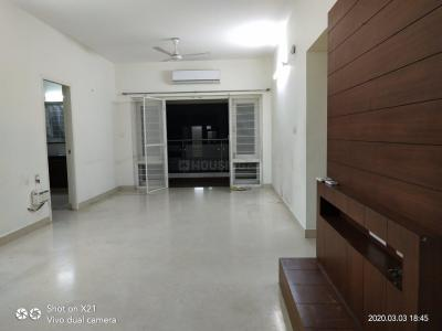 Gallery Cover Image of 1750 Sq.ft 3 BHK Apartment for rent in Thiruvanmiyur for 40000