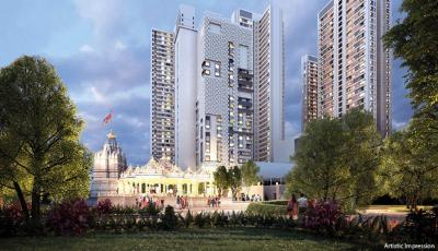 Gallery Cover Image of 472 Sq.ft 1 BHK Apartment for buy in Thane West for 5500000