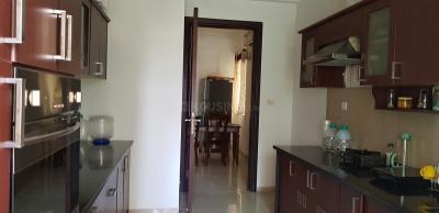 जी 75, सेक्टर 40  में 70000000  खरीदें  के लिए 5560 Sq.ft 4 BHK अपार्टमेंट के किचन  की तस्वीर