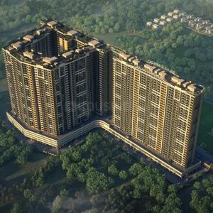 Gallery Cover Image of 1005 Sq.ft 2 BHK Apartment for buy in New Panvel East for 7500000