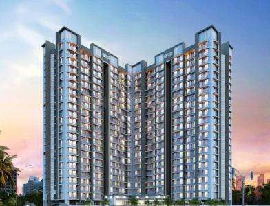 Gallery Cover Image of 840 Sq.ft 2 BHK Apartment for buy in Malad West for 11500000