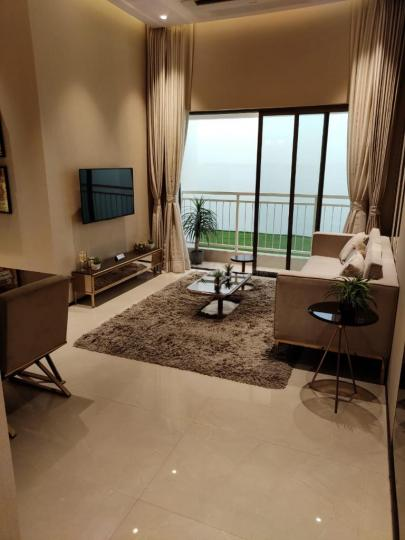 Hall Image of 620 Sq.ft 1 BHK Apartment for buy in Sunteck MaxxWorld 1 Tivri Naigaon East, Naigaon East for 3348000