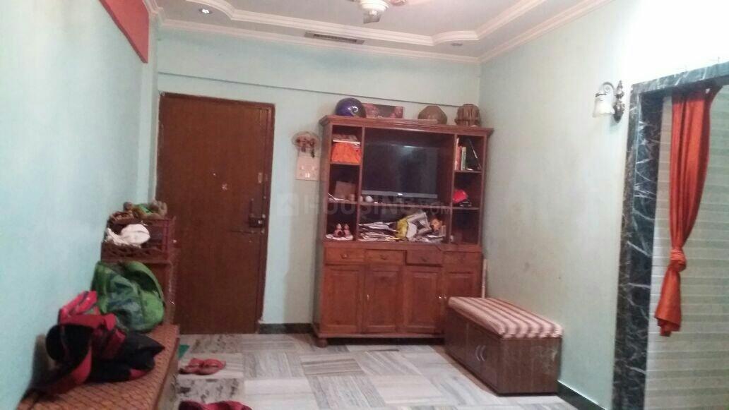 Living Room Image of 550 Sq.ft 1 BHK Apartment for rent in Vikhroli East for 30000