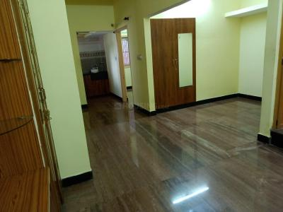 Gallery Cover Image of 453 Sq.ft 1 BHK Independent Floor for rent in Murugeshpalya for 17000