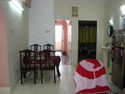 Gallery Cover Image of 1200 Sq.ft 3 BHK Apartment for rent in New Town for 33000