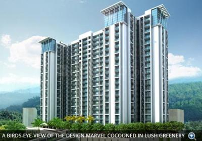 Gallery Cover Image of 1035 Sq.ft 3 BHK Apartment for buy in Andheri East for 16800000