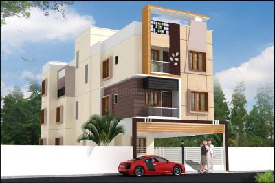 Gallery Cover Image of 485 Sq.ft 1 BHK Apartment for buy in Poonamallee for 2085500