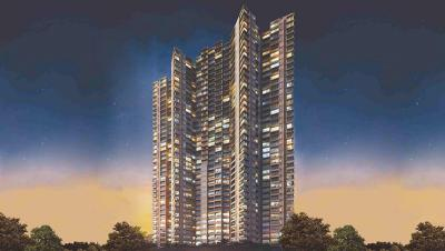 Gallery Cover Image of 1283 Sq.ft 2 BHK Apartment for buy in RNA NG Eclat, Andheri West for 26500000