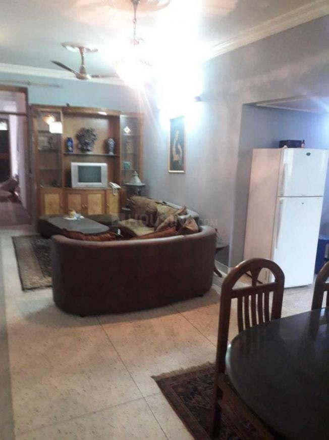 Living Room Image of 1350 Sq.ft 2 BHK Apartment for rent in Sector 5 Dwarka for 24800