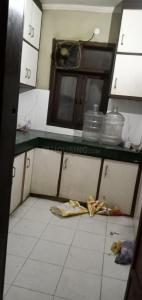 Gallery Cover Image of 700 Sq.ft 1 BHK Independent House for rent in Govindpuri for 12000