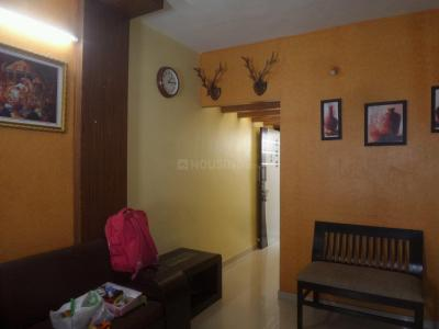 Gallery Cover Image of 600 Sq.ft 1 BHK Apartment for rent in Wadgaon Sheri for 16000