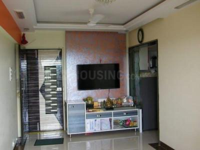 Gallery Cover Image of 520 Sq.ft 1 BHK Apartment for rent in Varad Tagore Nagar Anjali CHS Ltd, Vikhroli East for 32000