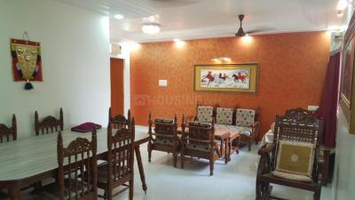 Gallery Cover Image of 1350 Sq.ft 3 BHK Apartment for rent in Satellite Tower, Vastrapur for 28000