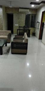 Gallery Cover Image of 2470 Sq.ft 4 BHK Apartment for rent in Concrete Sai Saakshaat, Kharghar for 65000