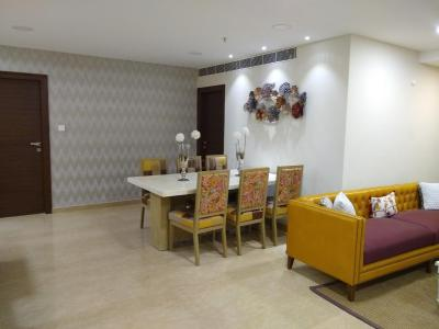 Gallery Cover Image of 4105 Sq.ft 4 BHK Apartment for buy in Benz Circle for 30000000