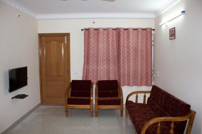 Gallery Cover Image of 850 Sq.ft 2 BHK Apartment for rent in Salt Lake City for 12000