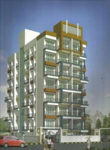 Gallery Cover Image of 675 Sq.ft 1 BHK Apartment for rent in Karanjade for 7500