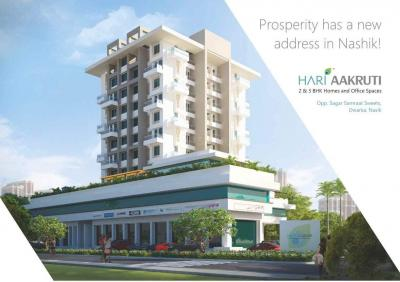 Gallery Cover Image of 1642 Sq.ft 3 BHK Apartment for buy in Dwarka for 7200000