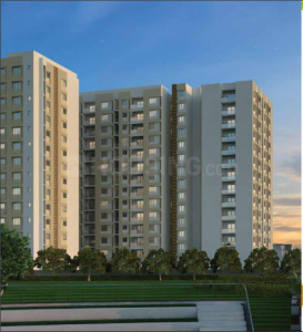 Gallery Cover Image of 1375 Sq.ft 3 BHK Apartment for buy in Shriram Park 63, Vandalur for 7501345