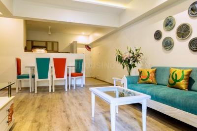 Gallery Cover Image of 1600 Sq.ft 2 BHK Apartment for rent in Bandra West for 225000