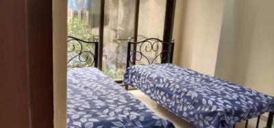 पीजी 4314293 घनसोली इन घनसोली के बेडरूम की तस्वीर