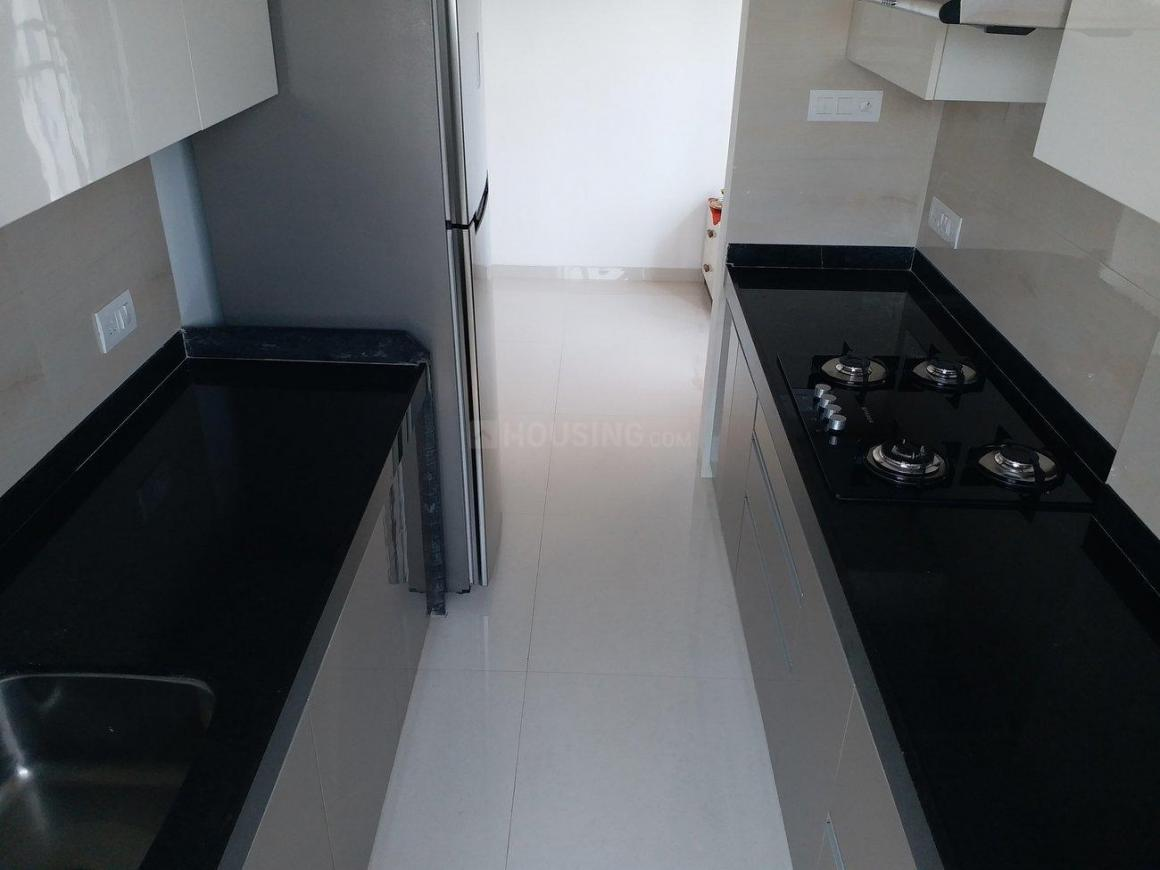 Kitchen Image of 1125 Sq.ft 2 BHK Apartment for rent in Andheri West for 60000