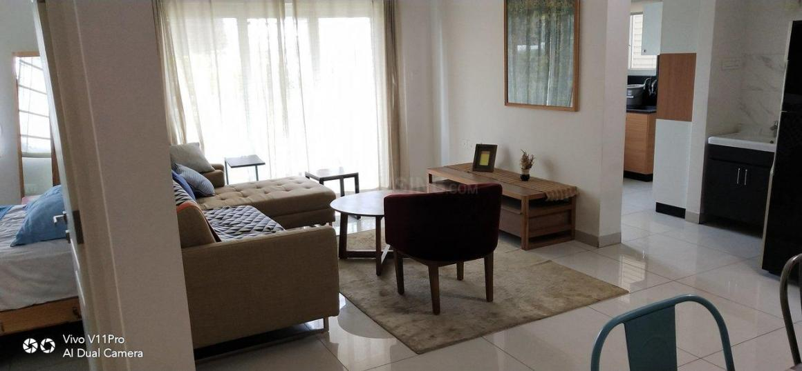 Living Room Image of 2060 Sq.ft 3 BHK Apartment for rent in Serilingampally for 42000