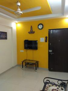 Gallery Cover Image of 800 Sq.ft 2 BHK Apartment for rent in Wakad for 19000