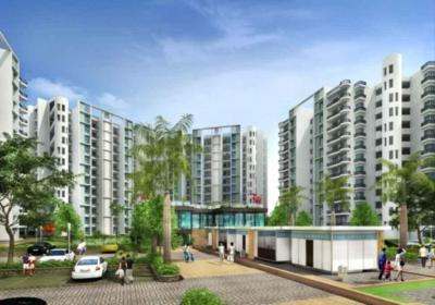 Gallery Cover Image of 628 Sq.ft 1 BHK Apartment for buy in Ajairajpura for 1381600