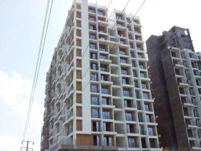 Gallery Cover Image of 515 Sq.ft 1 BHK Apartment for buy in Ornate Galaxy Phase II, Naigaon East for 3000000