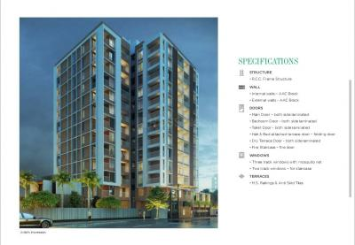 Gallery Cover Image of 910 Sq.ft 1 BHK Apartment for buy in Baner for 7650000