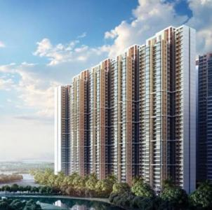 Gallery Cover Image of 825 Sq.ft 2 BHK Apartment for buy in Marathon Nexzone Acrux 1, Panvel for 6200000