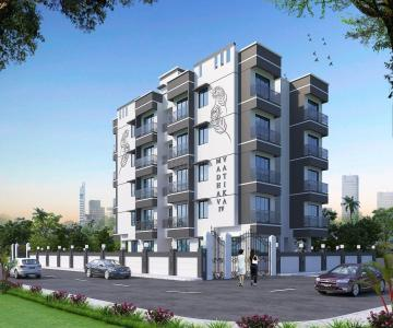 Gallery Cover Image of 650 Sq.ft 1 BHK Apartment for buy in Shrijee Krupa Madhav Vatika IV, Vevoor for 2000000