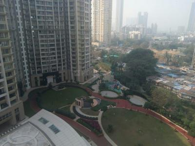 Gallery Cover Image of 1405 Sq.ft 2 BHK Apartment for rent in Parel for 140000