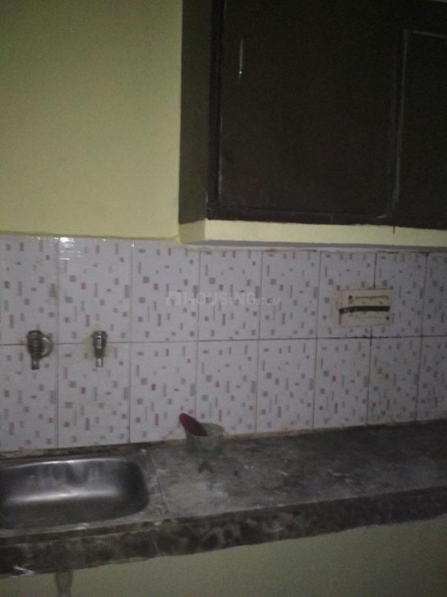 Kitchen Image of 250 Sq.ft 1 RK Independent Floor for buy in Shakarpur Khas for 1100000