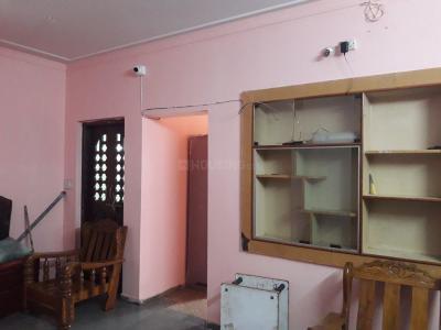 नागवारा में डीएलवी पीजी में लिविंग रूम की तस्वीर