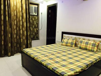 सुशांत लोक फेज 1 इन सेक्टर 44 में बॉइज के लिए बेडरूम इमेज ऑफ पीजी