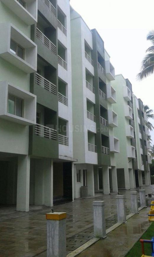 Building Image of 605 Sq.ft 1 BHK Apartment for buy in Shakti Udyog Nagar for 1936000