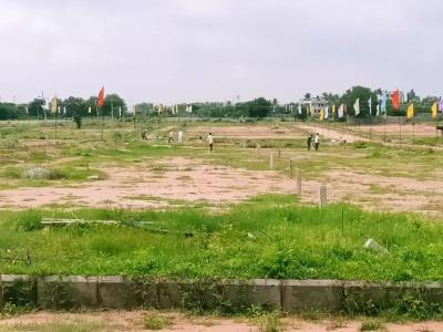 Gallery Cover Image of 1323 Sq.ft Residential Plot for buy in Kadthal for 1396500