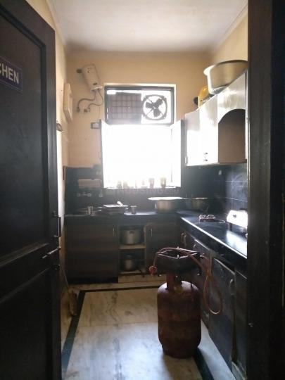 Kitchen Image of Mahadev PG in Sector 41