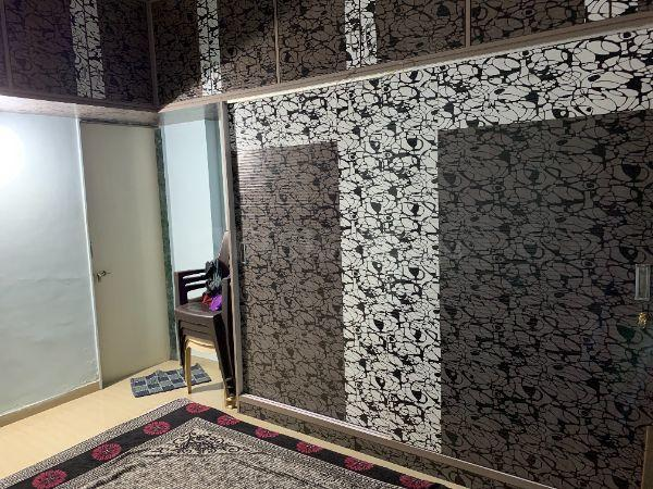 Bedroom Image of 1233 Sq.ft 2 BHK Apartment for buy in Chandkheda for 5700000